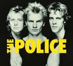 Canciones traducidas de The Police